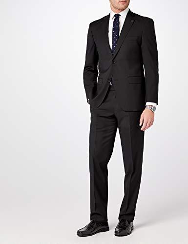 Roy Robson Herren Slim Anzughose Herstellergr/ö/ße: 24 Anthrazit 8 Grau W33//L32