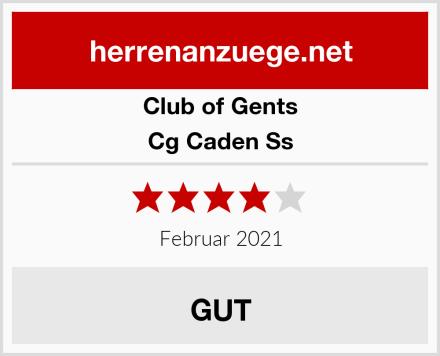 Club of Gents Cg Caden Ss Test