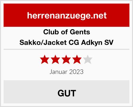 Club of Gents Sakko/Jacket CG Adkyn SV Test