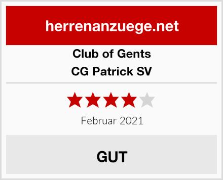 Club of Gents CG Patrick SV Test