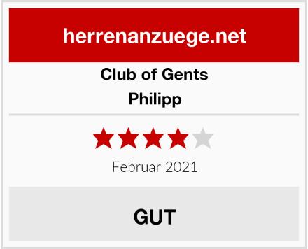 Club of Gents Philipp Test
