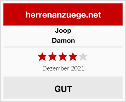 Joop Damon Test