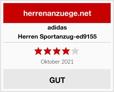 adidas Herren Sportanzug-ed9155 Test