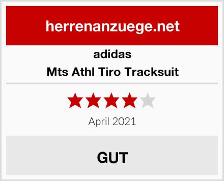 adidas Mts Athl Tiro Tracksuit Test