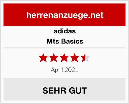 adidas Mts Basics Test