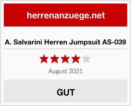 A. Salvarini Herren Jumpsuit AS-039 Test