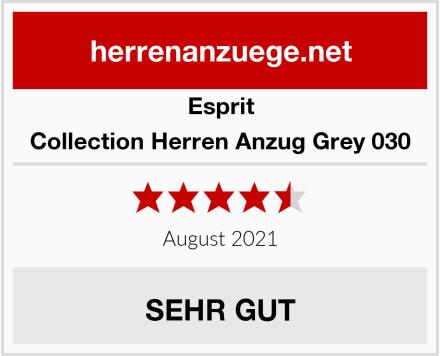 Esprit Collection Herren Anzug Grey 030 Test