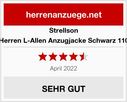 Strellson Herren L-Allen Anzugjacke Schwarz 110 Test
