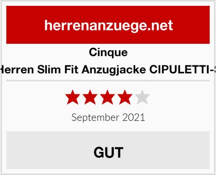 Cinque Herren Slim Fit Anzugjacke CIPULETTI-S Test