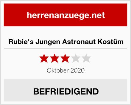 Rubie's Jungen Astronaut Kostüm Test