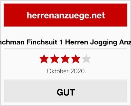 Finchman Finchsuit 1 Herren Jogging Anzug Test