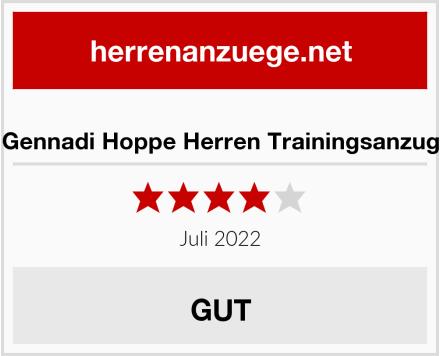 Gennadi Hoppe Herren Trainingsanzug Test