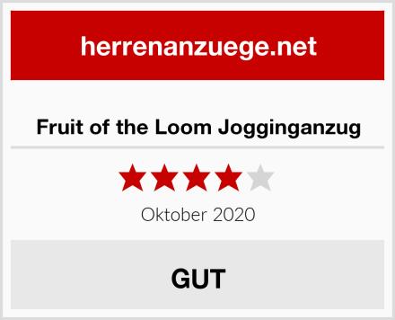 Fruit of the Loom Jogginganzug Test