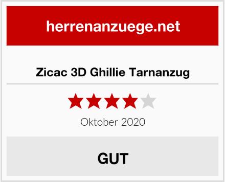 Zicac 3D Ghillie Tarnanzug Test