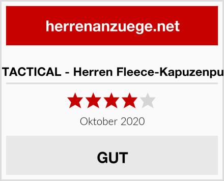 Viper TACTICAL - Herren Fleece-Kapuzenpullover Test