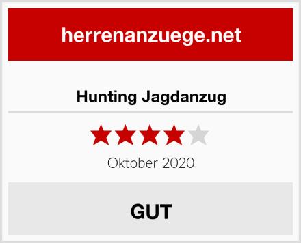 Hunting Jagdanzug Test