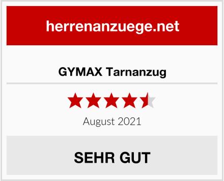 GYMAX Tarnanzug Test