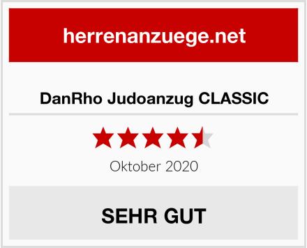 DanRho Judoanzug CLASSIC Test