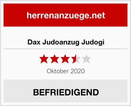 Dax Judoanzug Judogi Test