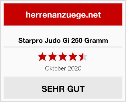 Starpro Judo Gi 250 Gramm Test