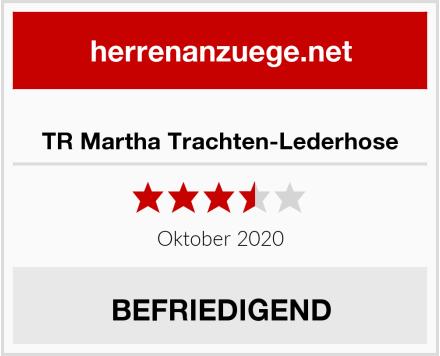 TR Martha Trachten-Lederhose Test