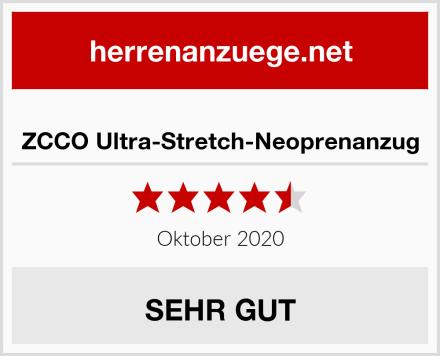 ZCCO Ultra-Stretch-Neoprenanzug Test