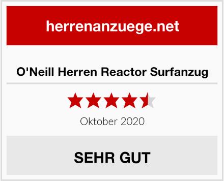 O'Neill Herren Reactor Surfanzug Test