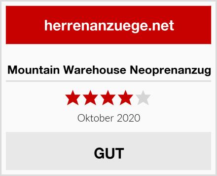 Mountain Warehouse Neoprenanzug Test