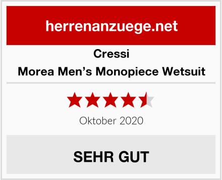 Cressi Morea Men's Monopiece Wetsuit Test