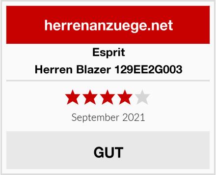 Esprit Herren Blazer 129EE2G003 Test