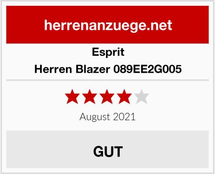 Esprit Herren Blazer 089EE2G005 Test