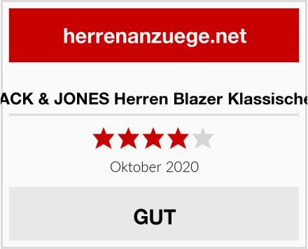 JACK & JONES Herren Blazer Klassischer Test