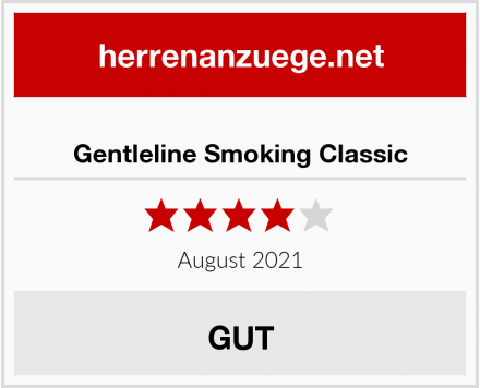Gentleline Smoking Classic Test