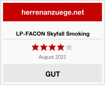 LP-FACON Skyfall Smoking Test
