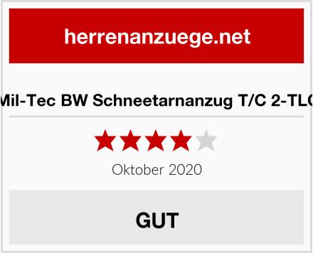 Mil-Tec BW Schneetarnanzug T/C 2-TLG Test