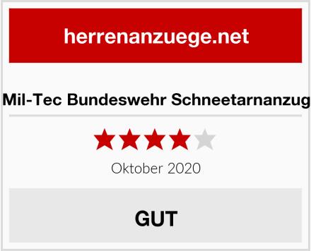 Mil-Tec Bundeswehr Schneetarnanzug Test