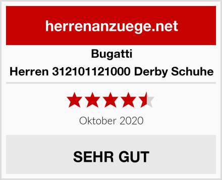 Bugatti Herren 312101121000 Derby Schuhe Test