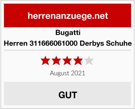 Bugatti Herren 311666061000 Derbys Schuhe Test