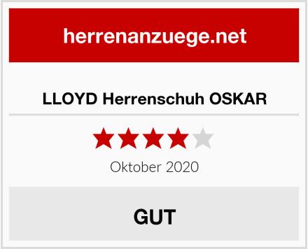 LLOYD Herrenschuh OSKAR Test