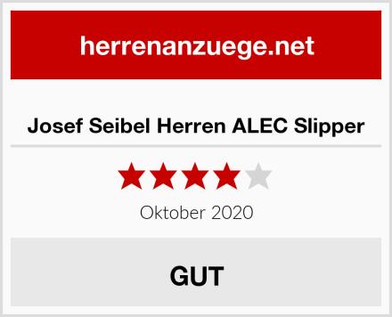 Josef Seibel Herren ALEC Slipper Test