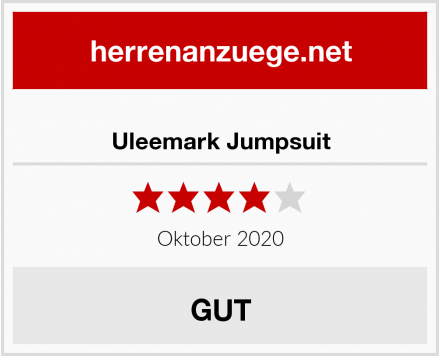 Uleemark Jumpsuit Test