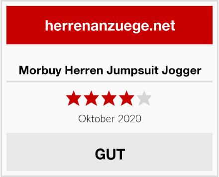 Morbuy Herren Jumpsuit Jogger Test