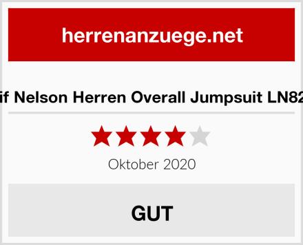 Leif Nelson Herren Overall Jumpsuit LN8270 Test