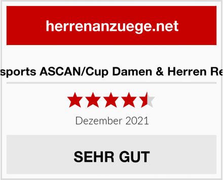 Ascan Watersports ASCAN/Cup Damen & Herren Regatta Shorty Test