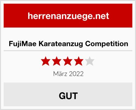 FujiMae Karateanzug Competition Test
