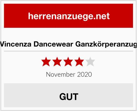 Vincenza Dancewear Ganzkörperanzug Test