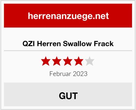 QZI Herren Swallow Frack Test