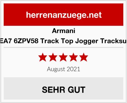 Armani EA7 EA7 6ZPV58 Track Top Jogger Tracksuit Set Test