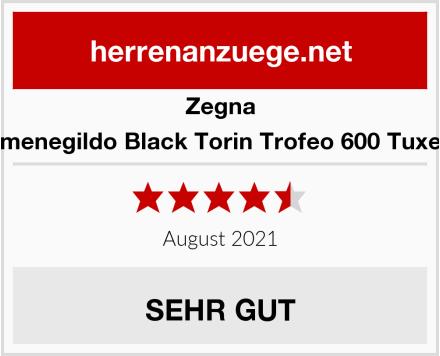 Zegna CL - Ermenegildo Black Torin Trofeo 600 Tuxedo Suit Test