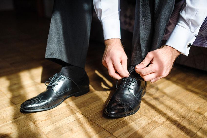 So wählen Sie die passenden Anzugschuhe Herrenanzüge